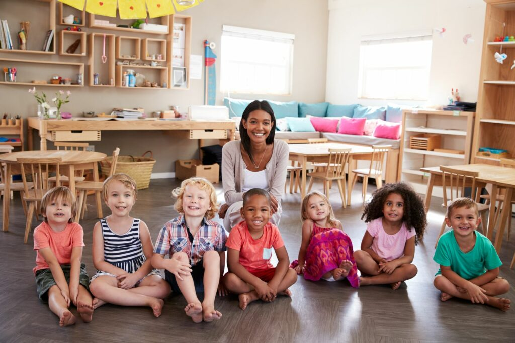 Give Your Child A Kind, Confident Start